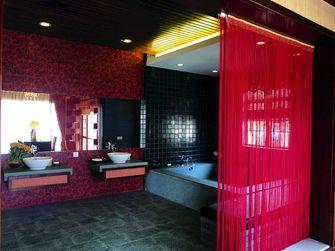 120平米三室两厅东南亚风格卫生间装修图片大全