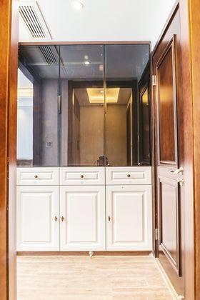 130平米三室两厅中式风格卧室装修图片大全