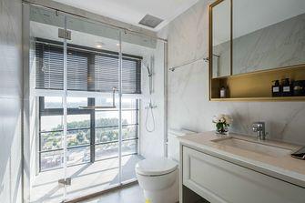 110平米三室两厅新古典风格卫生间欣赏图