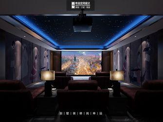 140平米别墅日式风格影音室图片大全