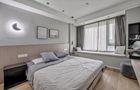 80平米三宜家风格卧室装修图片大全