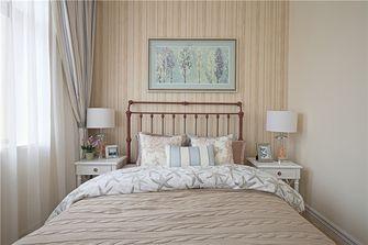 富裕型130平米三室三厅地中海风格卧室装修效果图