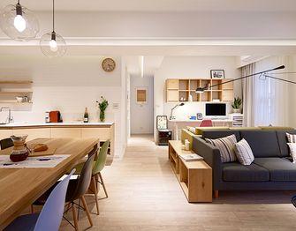 90平米宜家风格客厅效果图