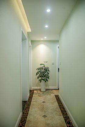 110平米三室兩廳美式風格走廊圖片大全