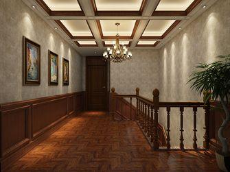 140平米四室两厅美式风格阁楼设计图