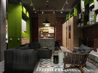 50平米一室两厅宜家风格客厅效果图