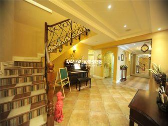 140平米四室两厅美式风格楼梯图