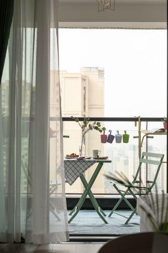 70平米宜家风格阳台图片大全