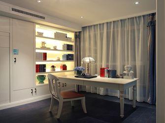 120平米三室一厅地中海风格书房欣赏图