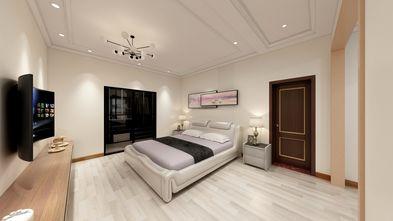 140平米一居室中式风格卧室欣赏图