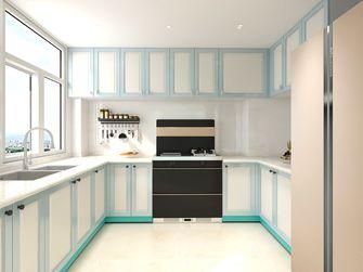 130平米地中海风格厨房效果图