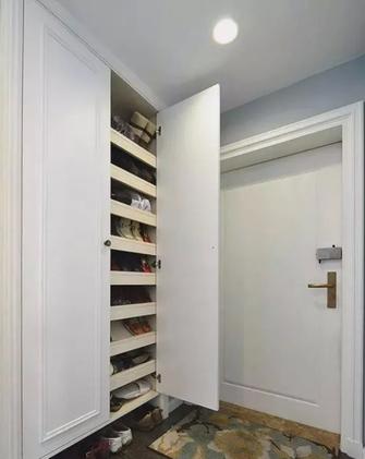 经济型90平米美式风格储藏室装修案例