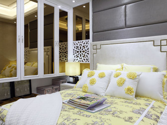 经济型120平米东南亚风格儿童房装修效果图