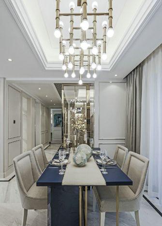 30平米以下超小户型法式风格餐厅装修图片大全