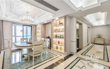 140平米四室两厅法式风格餐厅欣赏图