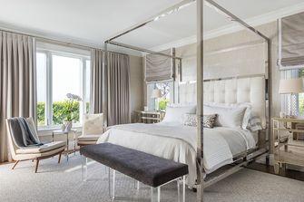 140平米四欧式风格卧室装修效果图