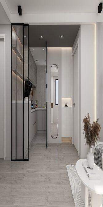 30平米小户型现代简约风格卧室装修案例