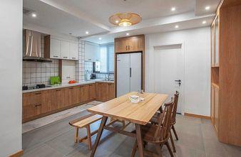 110平米三日式风格厨房装修案例