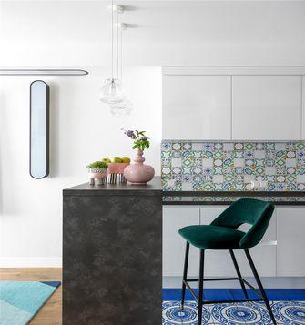 60平米公寓宜家风格厨房图片