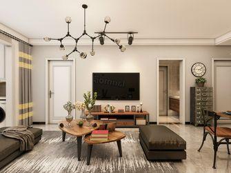 富裕型70平米四其他风格客厅图片大全