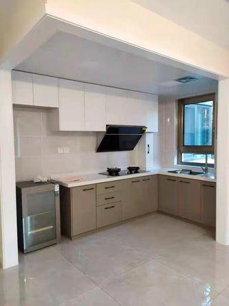 130平米三室三厅中式风格厨房装修案例