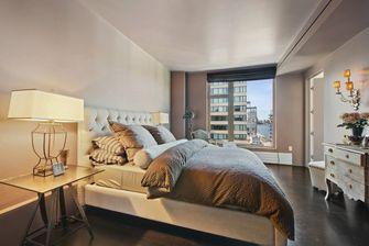 90平米三室一厅现代简约风格卧室图