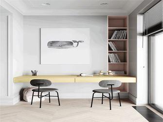 80平米法式风格书房图