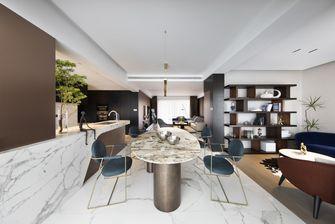 140平米别墅宜家风格餐厅图