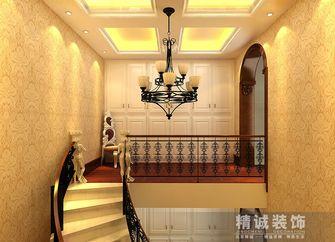 富裕型70平米复式欧式风格楼梯效果图