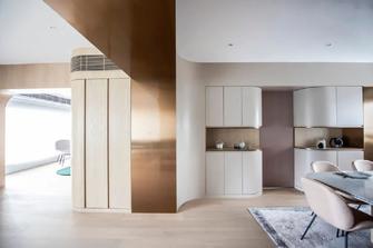 140平米复式其他风格走廊效果图