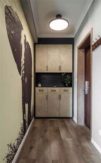 90平米三室两厅宜家风格玄关装修案例