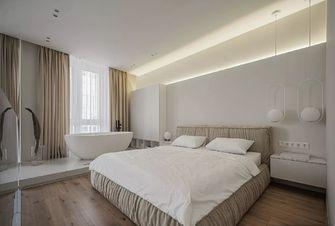 130平米复式日式风格卧室装修案例