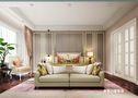 140平米复式美式风格阳光房设计图