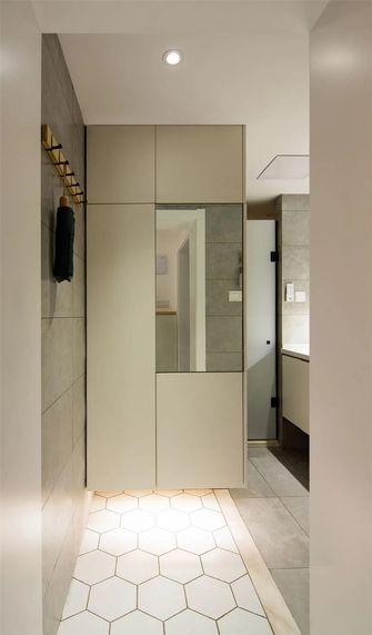 90平米三室一厅混搭风格卫生间图