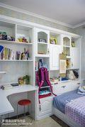 130平米三欧式风格儿童房图片大全
