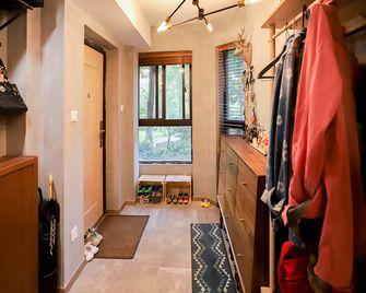 70平米公寓中式风格玄关装修图片大全