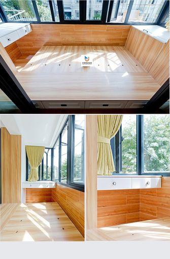 经济型50平米小户型宜家风格阳台装修图片大全