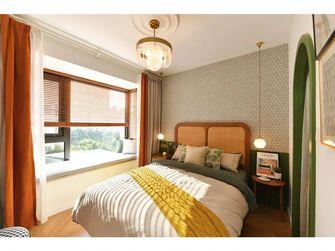 120平米四室两厅现代简约风格卧室图片大全