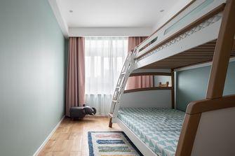 140平米四室一厅北欧风格儿童房装修案例