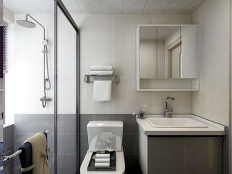 100平米四室一厅日式风格卫生间欣赏图