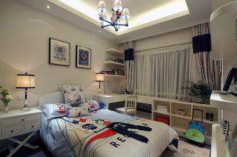 30平米超小户型地中海风格卧室图