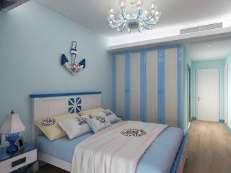 130平米地中海风格卧室装修图片大全