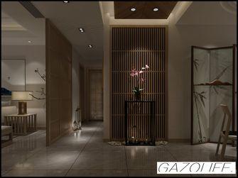 140平米四室两厅日式风格玄关欣赏图