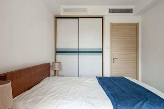90平米三室两厅日式风格卧室效果图