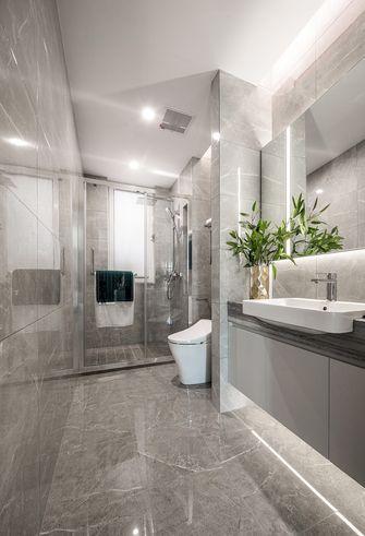 100平米三室两厅法式风格卫生间装修案例