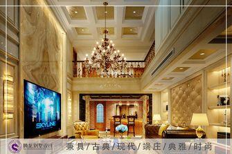 140平米别墅新古典风格影音室效果图
