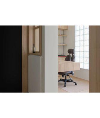 40平米小户型日式风格书房效果图