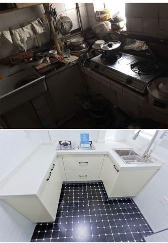 30平米以下超小户型宜家风格厨房图片