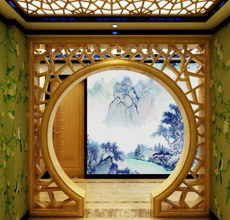 140平米三室两厅其他风格玄关设计图