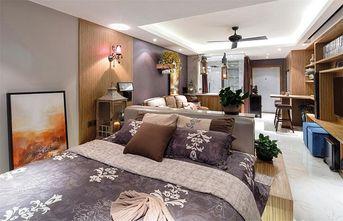 50平米公寓混搭风格卧室设计图